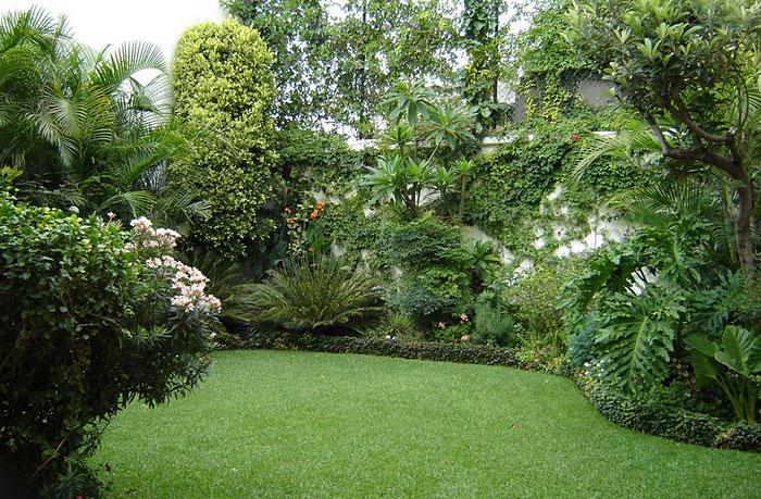 Paysagiste hennebont en morbihan cr ation et entretien for Creation jardin anglais